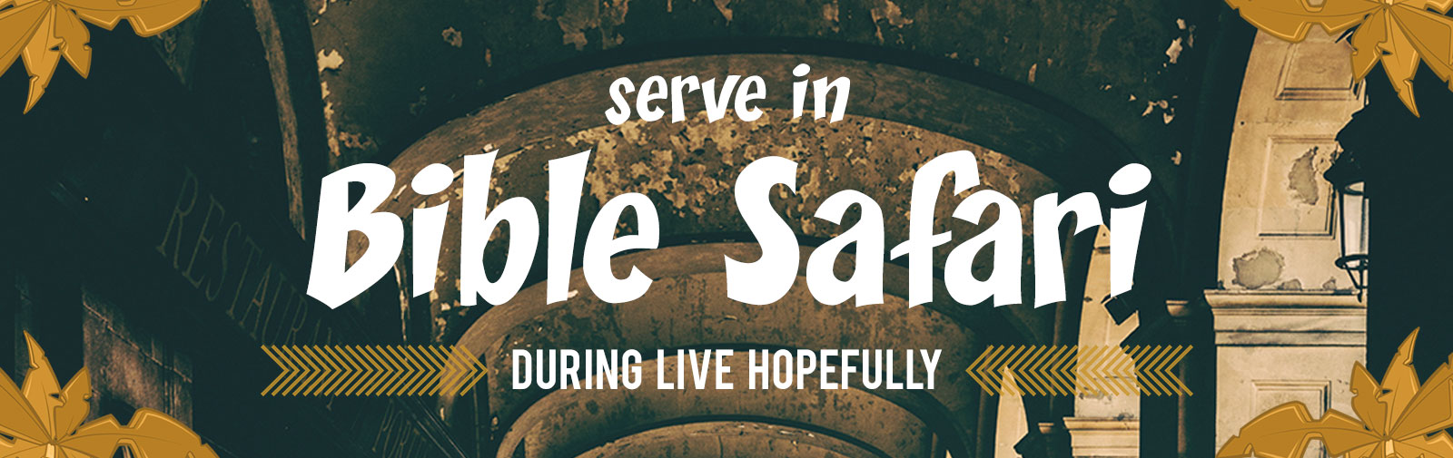 Ministry Opportunity: Bible Safari
