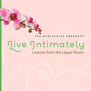Live Intimately: Lessons from the Upper Room Series Art