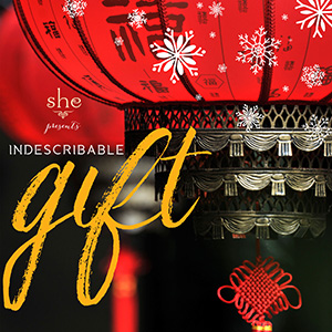Indescribable Gift Series Art